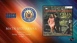 Celia Cruz & Sonora Matancera - Mata Siguaraya (©1950)