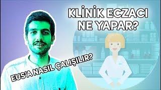 ECZAC L K OKUMAK  3 Klinik Eczacбlбk EПitim EUS Uzman eczacб