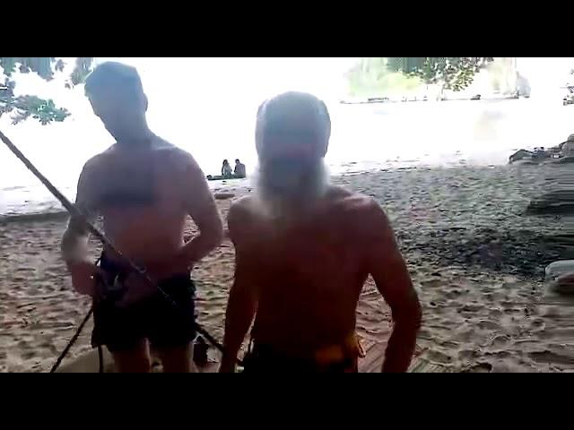 Дивногорский столбист покорил отвесную скалу в Тайланде