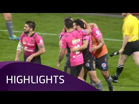 Brive v Oyonnax - Highlights
