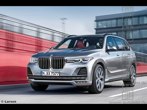 2018 BMW X7 Seven as in Seven Seats Review