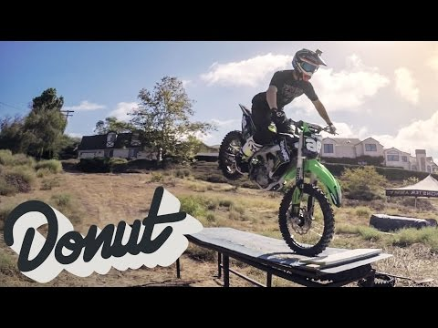 Motocross Day In The Dirt w/ Ryan Tuerck, Axell Hodges and Hana Beaman