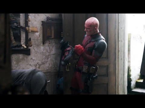 Old Blind Lady | Deadpool