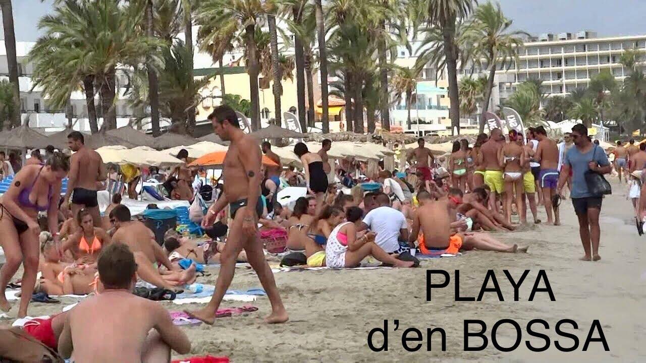 Ibiza Karte Playa D En Bossa.Playa D En Bossa Ibiza Hd