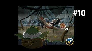 ЭНГРИ БЕРДЗ ЗВЕЗДНЫЕ ВОЙНЫ 10 серия игры, Angry Birds Star Wars part 10