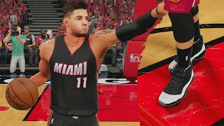 The Finisher! - NBA 2k16 My Career Ep.21