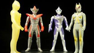 ウルトラマンティガ【ウルトラ怪獣シリーズ 144 ダーラム】【ウルトラ怪獣シリーズ 145 ヒュドラ】 Ultraman Tiga [Durham] [Hydra]