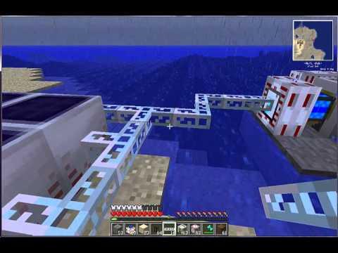 Minecraft Tekkit Tutorial Electric Engine