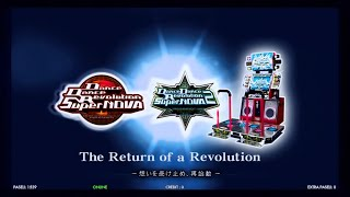 DDR A - DDR SELECTION(SuperNOVA、SuperNOVA2)