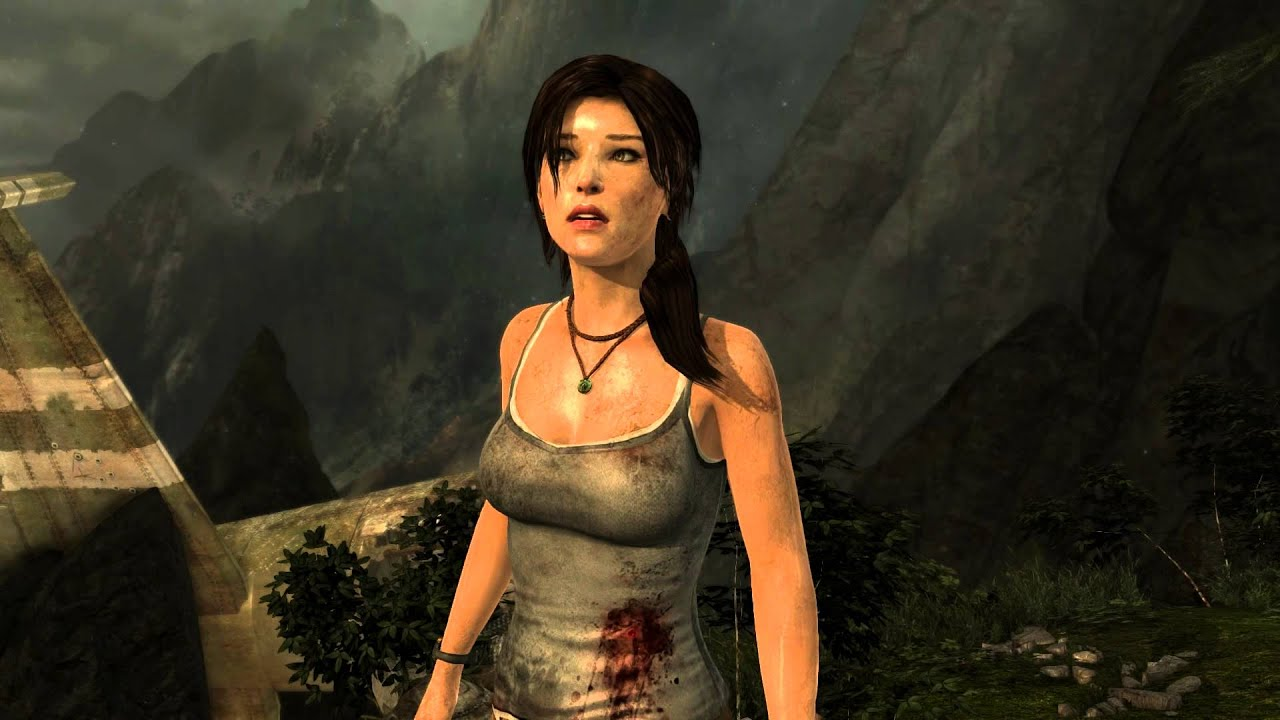 Nude tomb raider patch 5