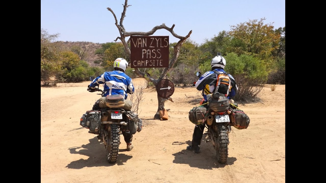 South Africa Motorcycle Adventure Tours