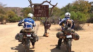 Kaokoland , Namibia with WildWood Motorcycle Tours South Africa