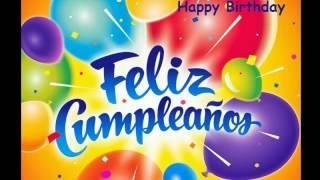 FELIZ CUMPLEAÑOS Happy Birthday SALSA - Tabaco y Ron