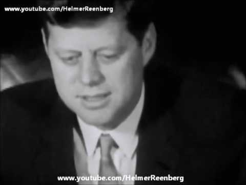 May 27, 1961 - President John F. Kennedy signs HR 6518 Public Law 87-41