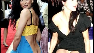 Hot Bollywood heroines Wardrobe Malfunction pics