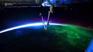 Alexander Gerst's Earth timelapses (2017 reissue)