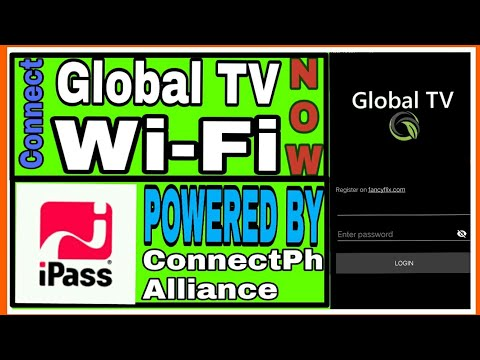 Global Connect NOW | WI-FI | Global TV-Download