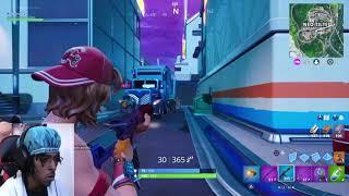 Mama Trunks Plays Fortnite!