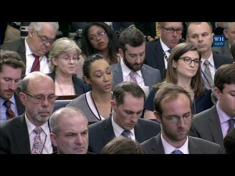 5/30/17: White House Press Briefing