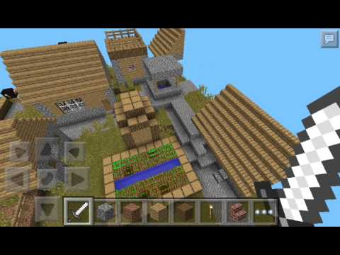 Minecraft pocket edition 0.9.2 epic stronghold
