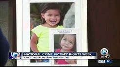 Crime Victims' Rights Week kicks off in Palm Beach County