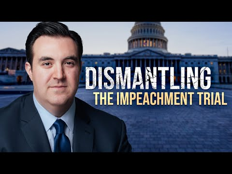 Jordan Sekulow Dismantles the Unconstitutional Impeachment Trial