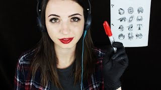 [ASMR] Tattoo Consultation & Trial (Soft Spoken)