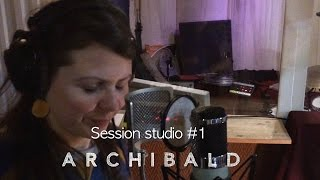 In Time In Space - Session Studio #1 - K YOU K YAW (A. Minvielle / C. Nougaro)