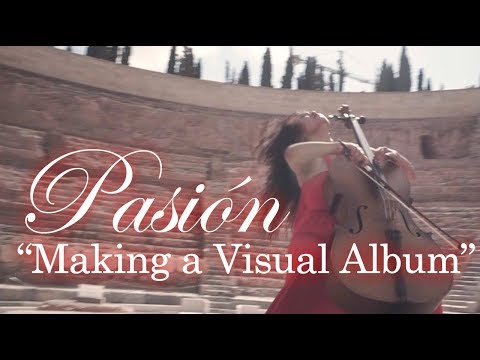 The Making of Pasión - the Visual Album | Cellist Wendy Law & Filmmaker Dilonna Rutherford
