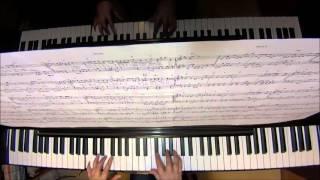 ピアノソロ用にアレンジしました。 Lyrics : KAHLUA Music : Manabu Mar...
