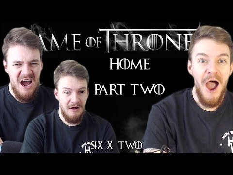 "Game of Thrones: Reaction | S06E02 - ""Home"" (Part 2/2)"