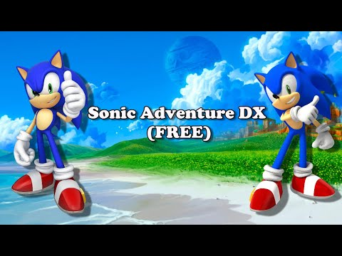 How To Download Sonic Adventure Dx For Free