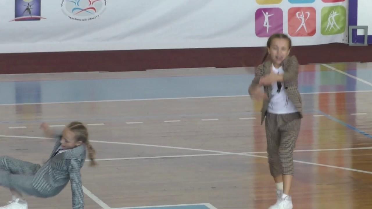 дуэт Twix - дети 7 лет всероссийские соревнования - уличные танцы