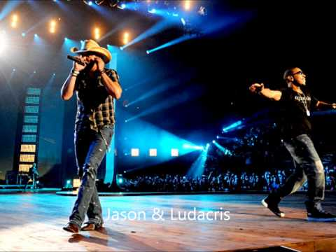 Jason Aldean Featuring Ludacris - Dirt Road Anthem (Studio Version Remix)