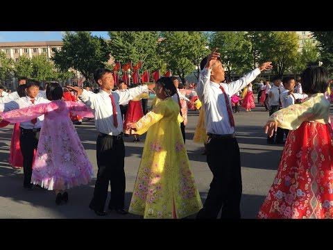 Mass Dance (Pyongyang, North Korea)