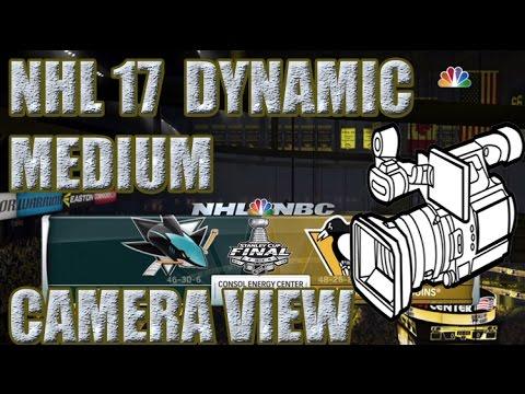 NHL 17 - 2016 Stanley Cup Finals - Dynamic Medium Camera - Pittsburgh Penguins Vs San Jose Sharks