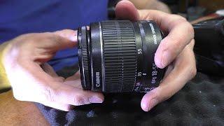 САМЫЙ БЫСТРЫЙ РЕМОНТ. Фотокамера Canon 550D Kit 18-55 IS. Не фокусируется / Не снимает(Наши группы Вконтакте: https://vk.com/remonter_org (здесь выкладываю треки из видео) https://vk.com/radioproducts (здесь выкладываю..., 2016-06-10T08:00:00.000Z)