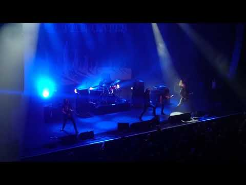 At The Gates live @ Netherlands Deathfest III (Part I)