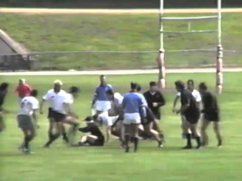 Golden Gate vs  SF Rugby - April 1994