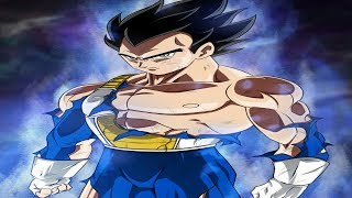 Dragon Ball Super Episodes 106-110 Vegeta Super Saiyan Silver New Transformation