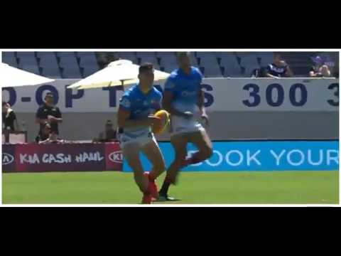 (HD) NRL Auckland Nines 2017 QF 3 Broncos V Roosters Game Highlights Rugby League