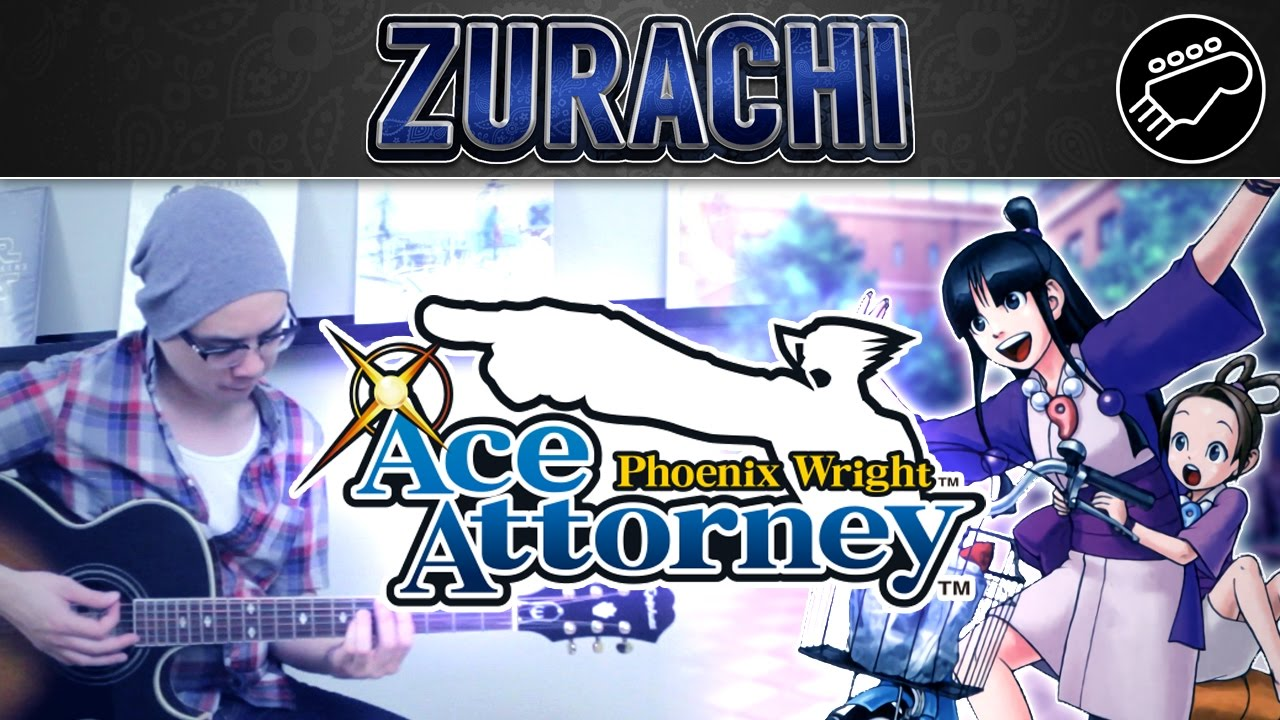 Phoenix Wright: Ace Attorney - Turnabout Sisters (Cover) - Zurachi