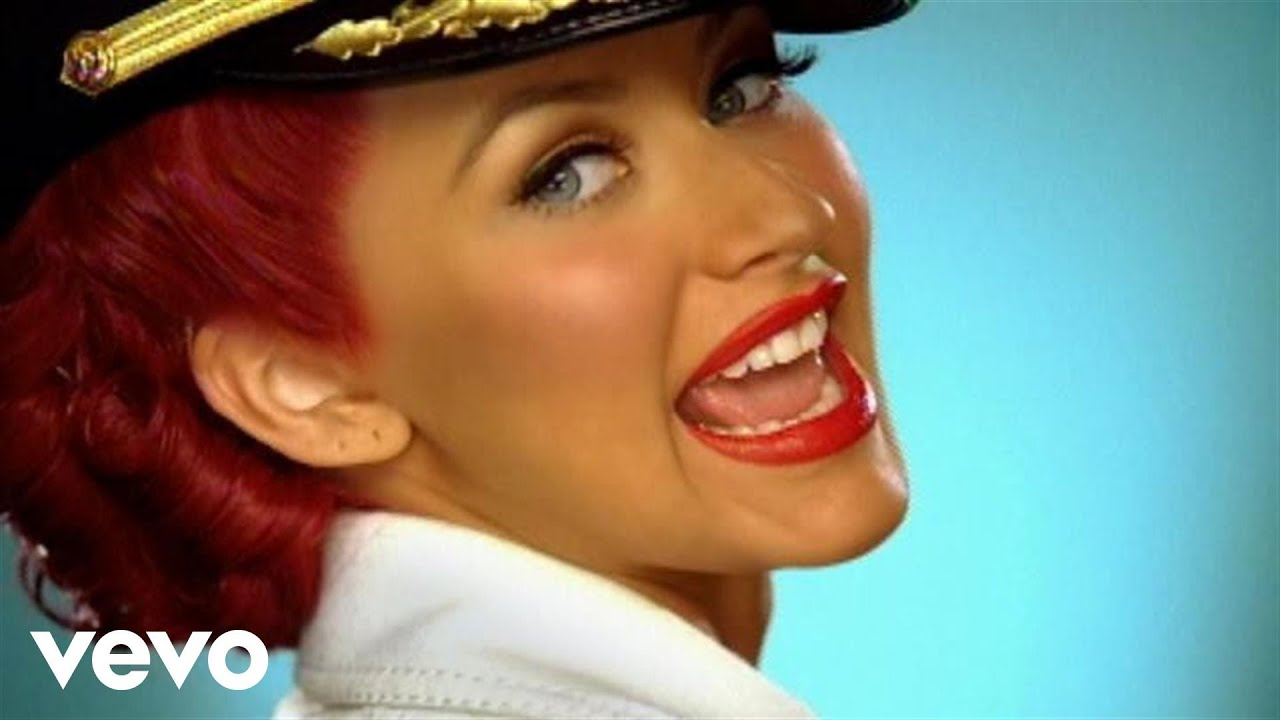 Christina Aguilera - Candyman (Edit)