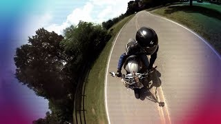 Real Life Motorcycle Ride | 360 Video | Virtual Reality Experience
