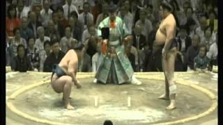 豪栄道 × 栃煌山 2014/5/17 夏場所 7日目 ハイライト 幕内 相撲 大相撲...