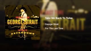 Take Me Back To Tulsa (Live)