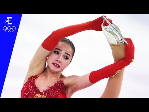 Figure Skating | Ladies Single Skating Free Skating Highlights | Pyeongchang 2018 | Eurosport