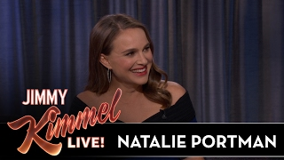 Natalie Portman is Pregnant & Hungry