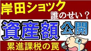 【岸田ショックの原因は?】20代会社員の貯金額・ポートフォリオを公開