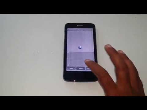 Micromax Canvas Juice A177 Accelerometer Sensor Test